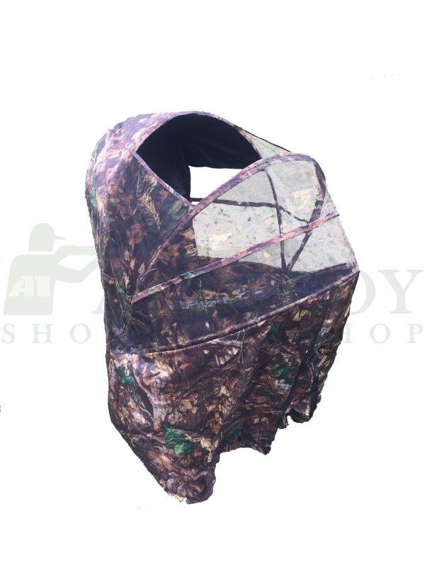 Open Top Hide Tent