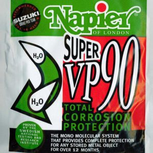 2 X NVP90 CORROSION INHIBITOR SACHET