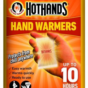 HANDS HANDS HANDS ** TWIN PACK DISPOSABLE WARMERS