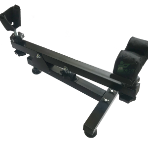 BOXED GUN SUPPORT ADJUSTABLE STAND