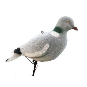 Pecking Pigeon Decoy