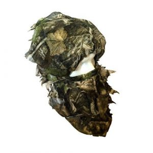 PRODUCT FEATURES: - High quality item with fantastic camouflage pattern- Multi sized with adjustment string - 1 size fits all- Ergonomically shaped for comfort and no effect on visibility- Eye coverage optional with drop down extra layer.THIS LISTING IS FOR 1 CAMO BALACLAVA (1 SIZE FITS ALL)