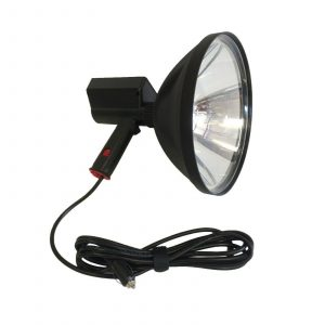 240MM HID FLOODLAMP 75W