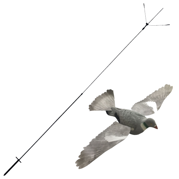 PROFLAP PIGEON DECOY AND BOUNCER KIT