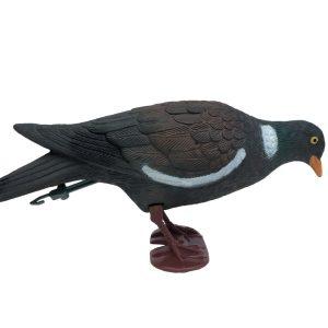 plastic pigeon decoy