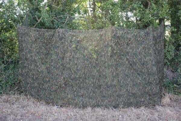 GREEN BACK 5M PROFESSIONAL GHOST NET 5M X 1.5M
