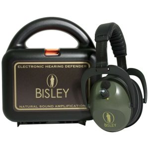 BISLEY ELECTRONIC EAR DEFENDERS