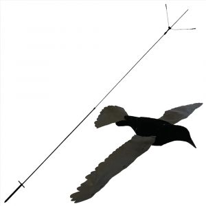 PROFLAP CROW DECOY AND BOUNCER KIT