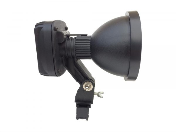 QUICK RELEASE HANDLE FOR SCOPE LAMPS
