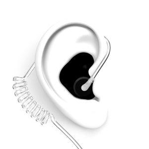Decibullz custom moulded ear defender plugs
