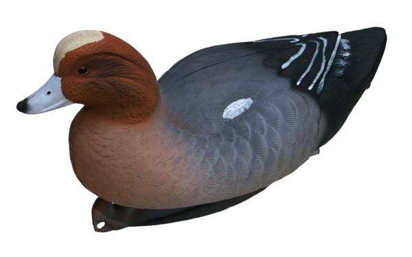 Flambeau Eurasian Wigeon Duck Decoys