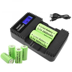 Lit Ion Chargers
