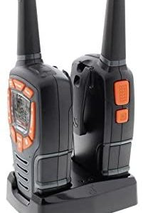 Cobra AM845 Weather Resistant Walkie Talkie Twin Pack