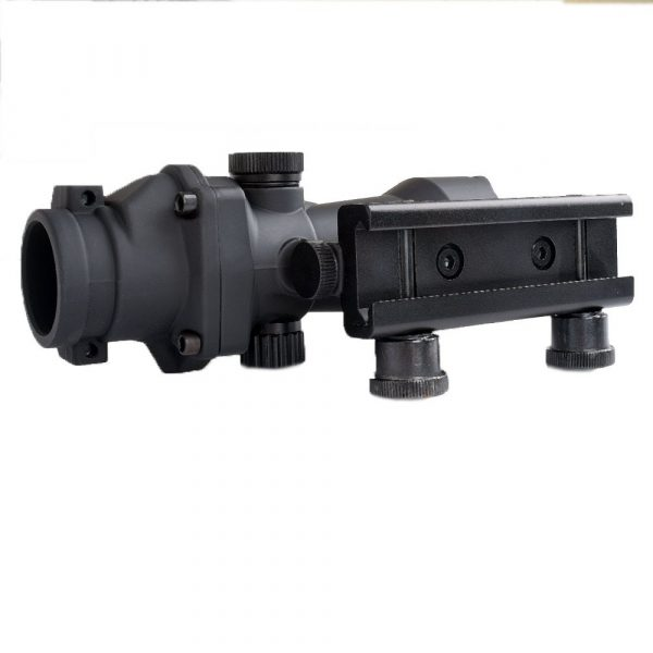Tactical Red/Green Dot Rifle Scope