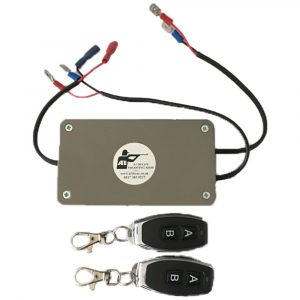 Double Flapper & Magnet Remote Control