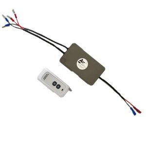 Double Flapper/Magnet Remote Control Long Range