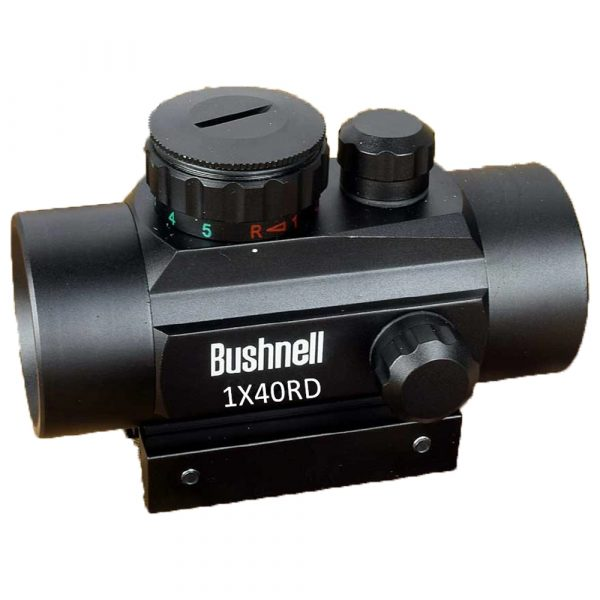 Holographic 1x40 Red Green Dot Sight Scope